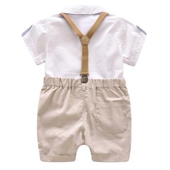 Toddler Boys Clothing Set Summer Baby Su...