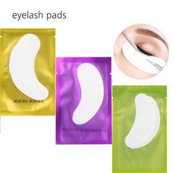 10 пар подушечек для ресниц Профессиональные накладки без ворса под глазами гелевые накладки для наращивания ресниц 2JU24