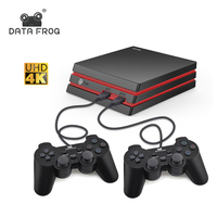 Data Frog Retro Video Game Console Support HDMI TV Out Built in 600 Classic Games Double Players For MAME Games
