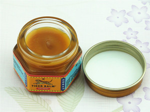 Image 5 - 1Pcs Red Tiger Balm Ointment +1Pcs White Tiger Balm 100% Original Thailand Painkiller Ointment Muscle Pain Relief Soothe itch