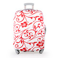 Flower Shaped Strecth Travel Luggage Suitcase Protective Cover, Luggage Cover, Apply to 18 to 32inch Cases, Travel Accessories