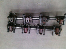 K/ZH4100 rocker arm parts for China Diesel Generator ,Chinese weifang engine diesel Rocker assembly