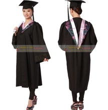 Graduated from the University of bachelor's degree Clothing in Arts science agriculture medicine gown University graduate wear
