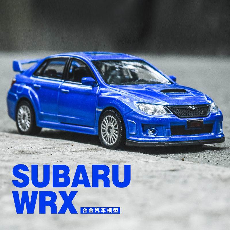 Aliexpress.com : Buy 1:36 Alloy Car Model Kids Toys SUBARU