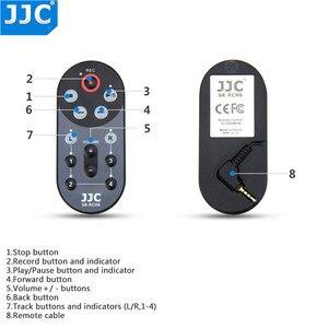 Image 3 - Проводной пульт дистанционного управления JJC 1,5 м/4,6 футов, ler Commander для Zoom H6, удобный портативный цифровой рекордер, заменяет телефон