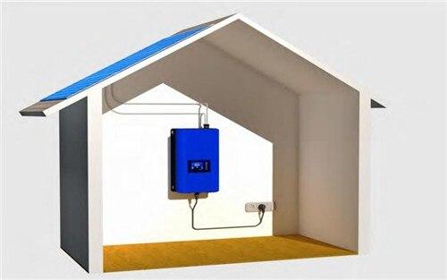 2000W Solar Grid Tie inverter Mit interne limiter MPPT rein sinus grid tie solar inverter 2kw DC45-90V zu AC220v 230V 240V