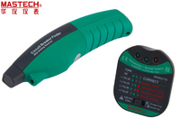 Mastech MS5902 Circuit Breaker Finder Socket Tester Finder Instruction Fully Automatic Electric Test Tecrep Meter With