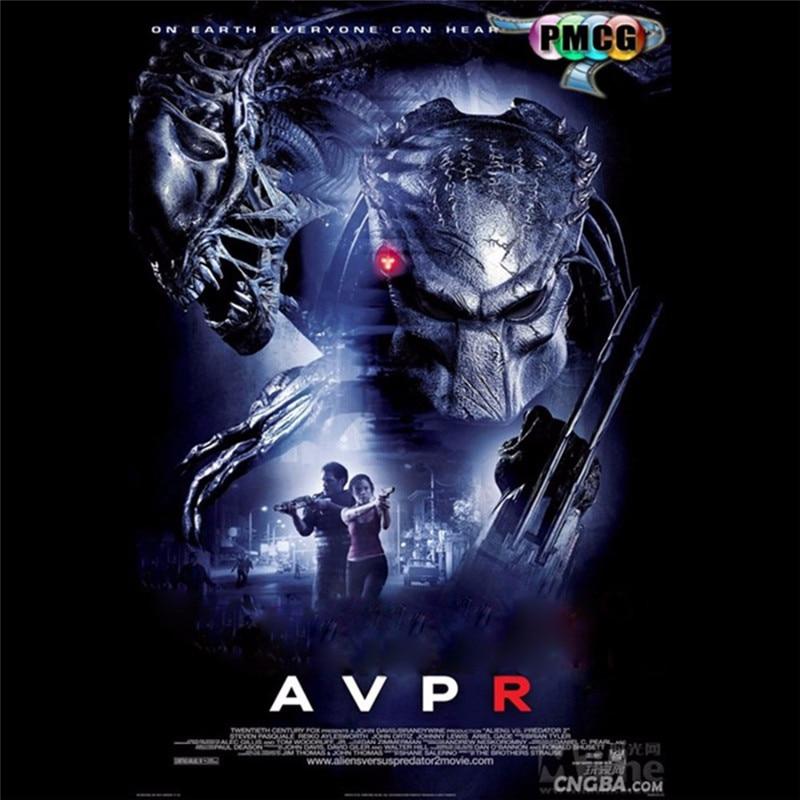 Hot Latex Predator Maske Adlermaske Mascara Terror Film Masken ...
