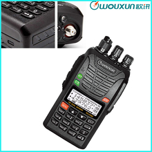 New Dual Band WOUXUN KG-UV6D VHF66-88&136-174MHz Walkie Talkie Ham Two Way Radio with 1700mAh Battery