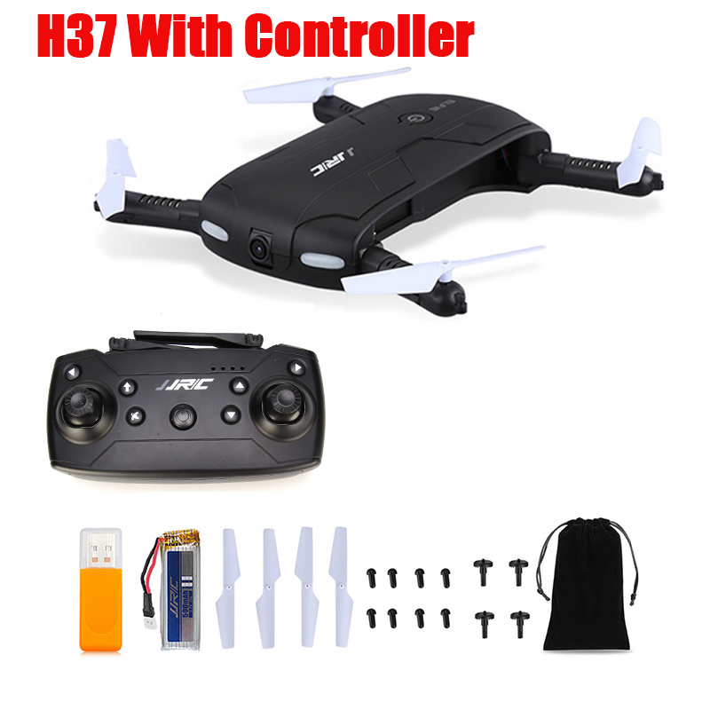 18 INKPOT Upgrade Rc Mini Foldable Drone H37 Baby Elfie Micro Drone With 7P Wifi FPV Camera Selfie Pocket APP Control Dron 26