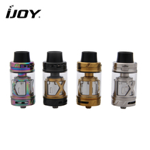 Original IJOY MAXO V12 tank 5.6ml Tank with V12-RT6 Deck XL-C4 Coil Electronic Cigarette Atomizer