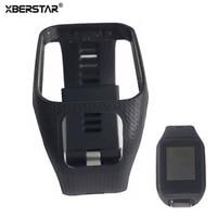 XBERSTAR Watchband Strap For TomTom Runner 2 3 Adventurer Golfer 2 Spark Spark 3 For TomTom