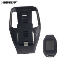 XBERSTAR Watchband Strap For TomTom Runner 2 3 Adventurer Golfer 2 Spark Spark 3 For TomTom