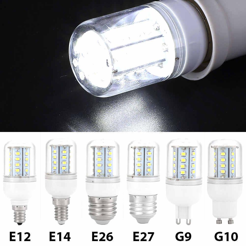 E12 E14 E26 E27 G9 GU10 220V 5 мозоли СИД SMD светодиодная заменяемая лампа освещение чистого белого цвета