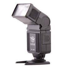 YINYAN BY-24ZP универсальный горячий башмак вспышки Speedlite для Canon Nikon Olympus Pentax Fujifilm DSLR Камера