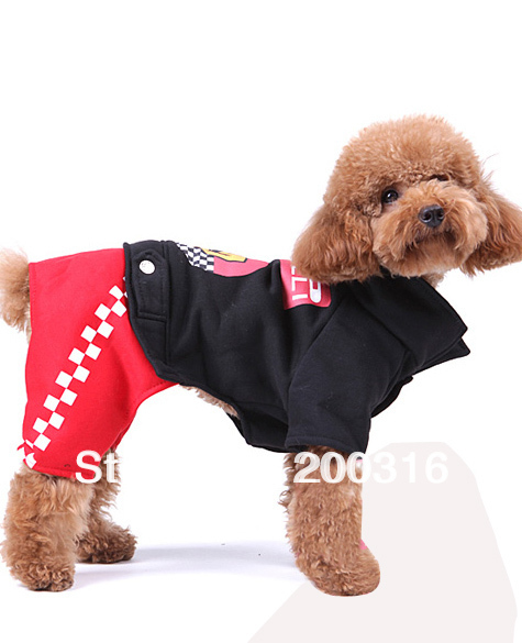 New Cute Lively pet dogs winter Sweater coat Free shipping dogs clothes