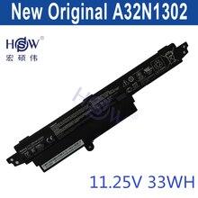 """HSW 11.25V33WH A31N1302 Pil Asus VivoBook X200CA X200MA X200M X200LA F200CA 200CA 11.6 """"A31LMH2 A31LM9H bateria"""