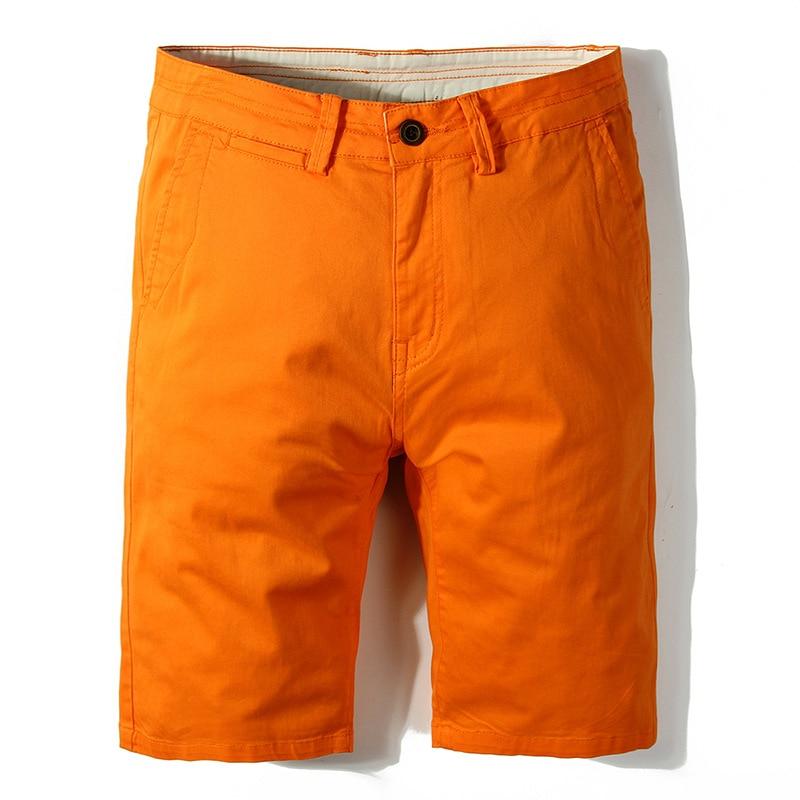 Plus Size 29-42 44 46 2017 New Summer   Shorts   Men's Casual Fashion Bermuda   Short   Trousers