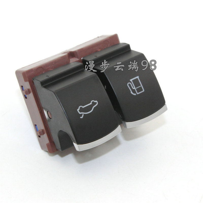 FOR VW Passat B6 CC fuel tank switch trunk switch fuel tank open double switch chrome plating 3C0 959 903 3C0959903
