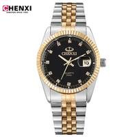 Brand Men S Watches Dress Quartz Watch Men Steel Band Diamond Dial Quartz Watch Fashion Business