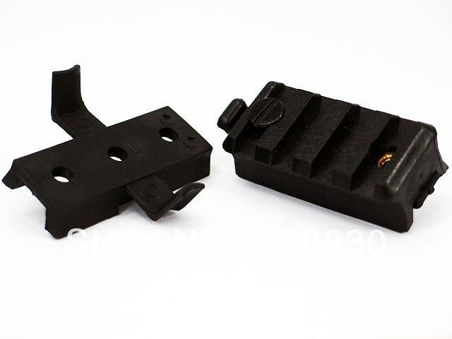 Picatinny & Wing-Loc Adapter for Helmet Rail