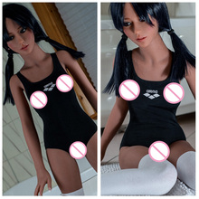 WMDOLL 140cm Sex Robot Dolls Real Sized Silicone Love Dolls Small Breast For Men Sexy Shop