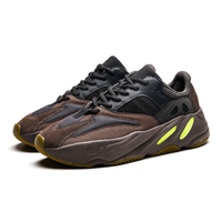 Designer Men's Sneakers Casual Shoes Man Trainer Breathable Fashion Male Footwear Walking Shoes Men Sneaker Brown Beige
