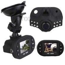 JINSHENGDA1080P Ángulo 120 Full HD IR de La Visión Nocturna Del Coche DVR Del Vehículo Cámara Grabadora de Vídeo Dash Cam