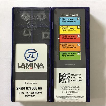 10 Stk. SPMG LT30