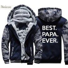 bf50c66b Best Husband Ever Jacket Men Funny Father Day's Gift Sweatshirt Coat Winter  Thick Fleece Warm Zipper Dad Sarcasm Wedding Hoodie