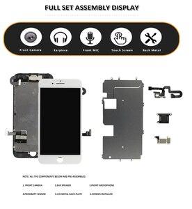 Image 3 - Juego completo LCD completo para iPhone 7 8 Plus 7G LCD montaje completo pantalla táctil digitalizador reemplazo con cámara frontal
