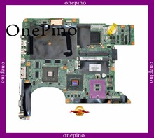 Give CPU free 461069-001 Top quality for hp dv9000 motherboard PM965 motherboard fit for 447983-001  in good condition