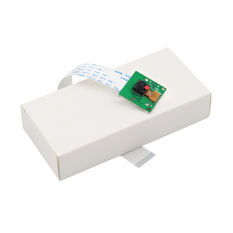 Raspberry Pi 3 Modelo B + módulo de cámara P 720 p 1080 p Mini cámara 5MP Webcam cámara de vídeo compatible para Raspberry Pi 2 Modelo B