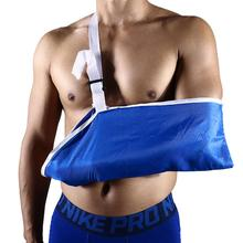 New High-quality Arm Fracture Sling Forearm Durable Portable blue support wholesale