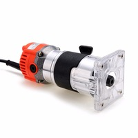 30000RPM 6 35mm Electric Hand Trimmer Wood Laminate Palm Router Joiner Tool 800W 220V With 135cm
