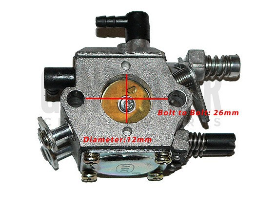 GASOLINE CARBURETOR FITS G4500 FREE SHIPPING CHEAP GAS CARBS  TRIMMER CHAINSAW BURSH CUTTER CARB  REPLACE OEM PART# 848C818104 стоимость