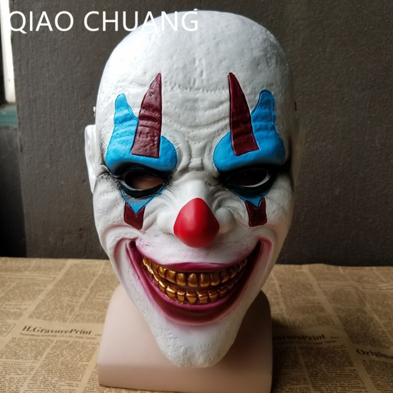 Batman Movies Pack Television Counter Clown Mask Joke Game Character Act Dark COSPLAY Props High Quality Collection Life L425
