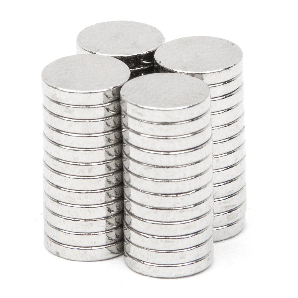 100Pcs 5mm X 1mm Wholesale Strong Cylinder Rare Earth Magnet Neodymium Bulk Sheet N52 Mini Small Round Magnets Disc5*1mm 5mm*1mm wholesale bulk 20mm 100pcs handmade round clay