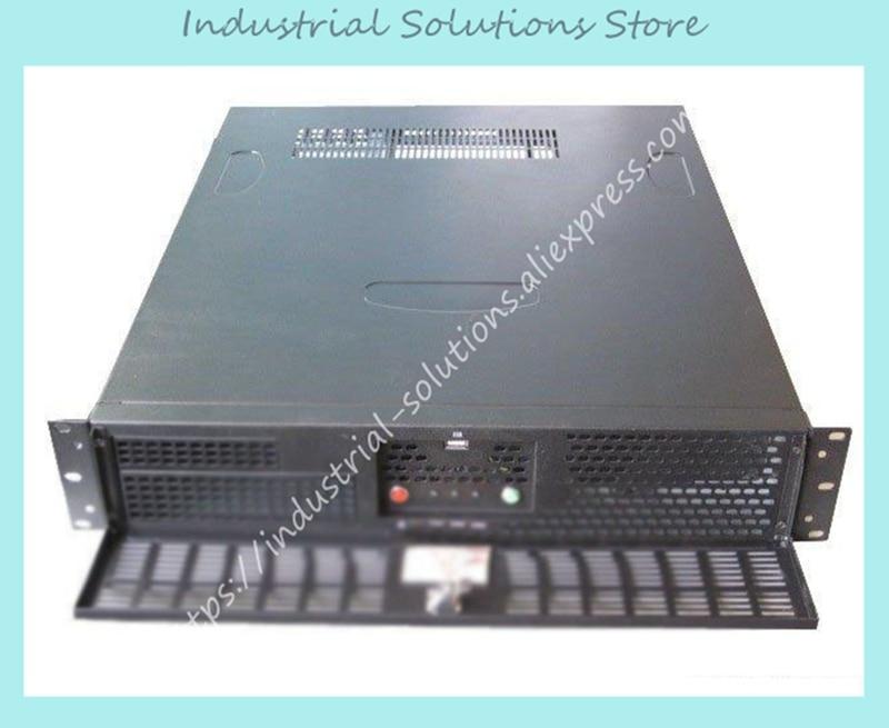 New 2U530E Server Computer Case 2U Industrial Computer Case PC Power Supply