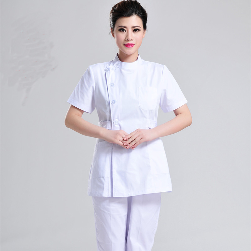 2017 summer women hospital medical medical clothes for Spa uniform design philippines