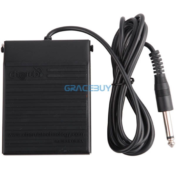 Cherub WTB-004 Piano Foot Pedal Low Noise Switchable Sustain Pedal Cable for CASIO for YAMAHA for Keyboard Piano cherub wtb 004 piano foot pedal low noise switchable sustain pedal cable for casio for yamaha for keyboard piano