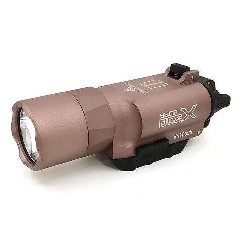 hanggun x300u sotac gear tatico pistola lanterna led