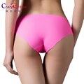 Venta caliente nuevo original ultrafino inconsútil de las mujeres traceless sexy underwear de la ropa interior bragas calzoncillos