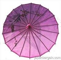 [Fly Eagle] Японский китайский детский зонтик 22 дюйма фиолетовый