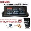 10.25 pollici Android 7.1 Gps Per Auto radio plyaer di navigazione per BMW E90 E91 E92 E93 di sostegno 2 GB di RAM 32 GB ROM bluetooth 3G