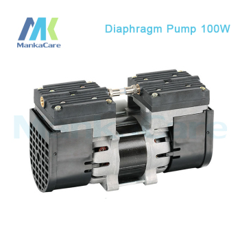 Vacuum pump for Vacuum Steam Dental Autoclave RunyesSterilizer Medical Diaphragm Vacuum Pump Micro Oil Free Silent Pumps