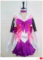 Free shipping Custom Made high qualtity LOL game Lux cosplay costume