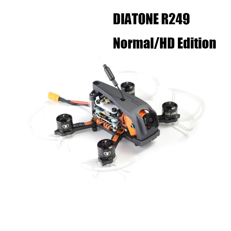 Diatone Innovations 2019 GT R249 HD Edition 2 Inch 4S F4 OSD 25A RunCam Micro Swift