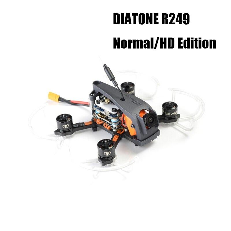 Diatone innovations 2019 gt r249 hd 에디션 2 인치 4 s f4 osd 25a runcam 마이크로 스위프트/스플릿 미니 2 tx200u fpv 레이싱 드론 pnp-에서부품 & 액세서리부터 완구 & 취미 의  그룹 1