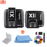 Godox X1T N TTL 2 4 G Wireless Transmitter 1pcs Receiver X1R Kit For Nikon D800